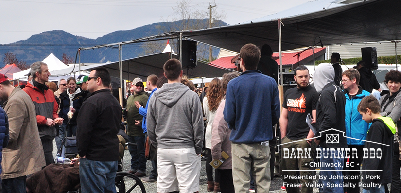 Press Release: Barn Burner BBQ Kicks off the 2016 BBQ Season